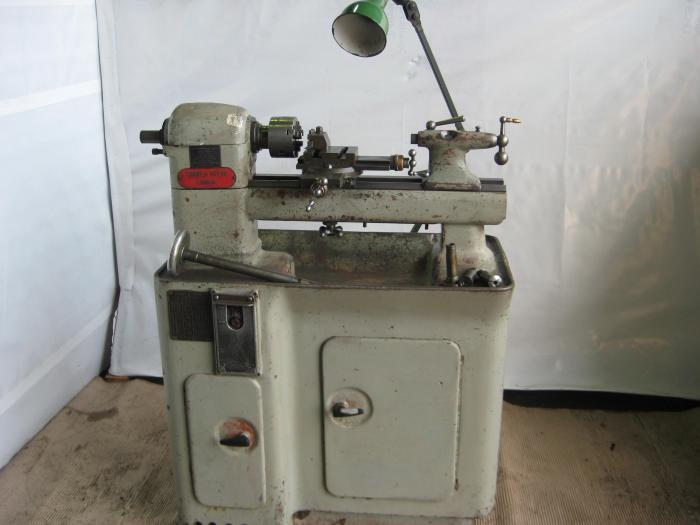 Lathes - Manual Lathes - Smart & Brown - Master 2500